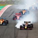 """Na stazi """"Vlak smrti"""" Hamilton je nastavio redati rekorde, od jučer je No.1 po broju pobjeda u Velikom cirkusu (foto: Red Bull)"""