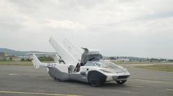 VIDEO: Automobil, a leti! Slovaci fascinirali Svijet tehnološkim čudom koje vozi po asfaltu i zraku