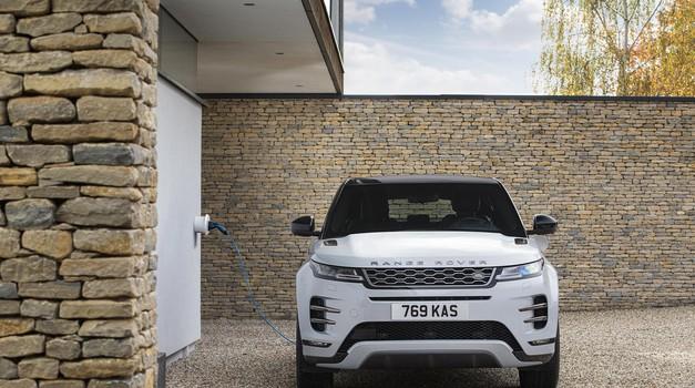 Range Rover Evoque PHEV - i na struju i na benzin - Evoque novog desetljeća