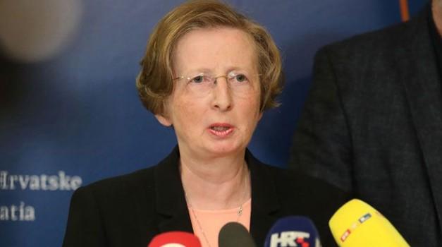 Vlada predložila Alemku Markotić za članicu Znanstvene platforme EU-a za covid-19