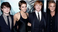 Daniel Radcliffe, Rupert Grint i Tom Felton slave 19. godišnjicu Harryja Pottera