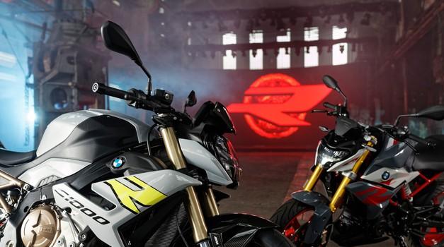 David i Golijat, veliki i mali BMW su spremni - Umjesto uživo iz Milana, virtualna svjetska premijera: BMW G 310 R i S 1000 R iz Munchena