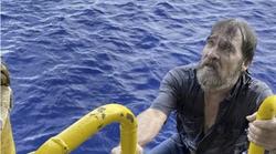U Sjedinjenim Državama mornar spašen nakon što je oko dva dana bio na moru