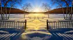 Istraživanje: Prosječne zimske temperature u 30 godine narasle za 4,8 ° C