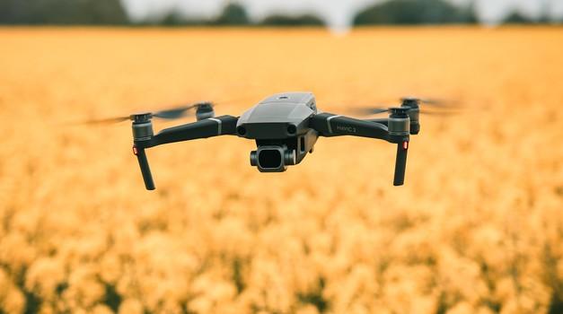 MODERNO DOBA: Dronovi i njihov AI s velikom preciznošću naučili određivati zrelost usjeva