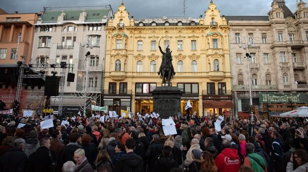 ISTRAŽIVANJE: Hrvatski i dalje se dijele ideološki, a ne socijalno