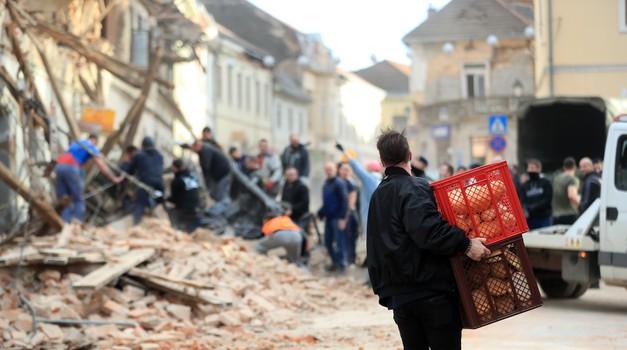 Galerija potresnih slika s Banovine, dan koji nas je ostavio bez daha