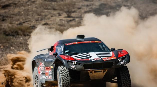 Al-Attiyah u Toyoti vodi nakon prve dvije etape Dakra u Saudijskoj Arabiji ispred Carlos Sainza i Stephane Peterhansela, u Minijima