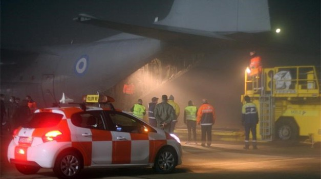 MORH: Grčka poslala humanitarnu pomoć Hrvatskoj