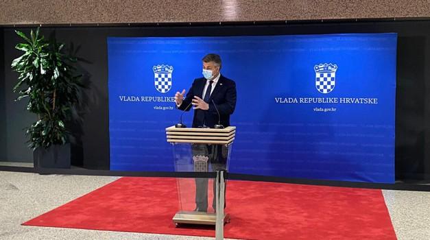 Plenković: Ova je godina bila obilježena krizama, izdržimo još nekoliko mjeseci i vraćamo se normalizaciji