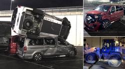 """U osvetničkom pohodu bagerom uništio 50 novih Mercedesa vrijednih 5 milijuna eura! Bivši radnik tvornice pukao zbog """"nepravde"""""""