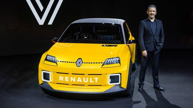 """""""Le Car"""" stiže na velika vrata, kultni Renault 5 na struju prva je ikona povratnik """"novog vala"""", a potom slijedi i """"Četvorka"""""""