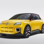 """""""Le Car"""" stiže na velika vrata, kultni Renault 5 na struju prva je ikona povratnik """"novog vala"""", a potom slijedi i """"Četvorka"""" (foto: Renault)"""