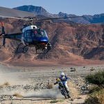 #42 Van Beveren Adrien (fra), Yamaha, Monster Energy Yamaha Rally Team, Moto, Bike, action during the 11th stage of the Dakar 2021 between Al-'Ula and Yanbu, in Saudi Arabia on January 14, 2021 - Photo Eric Vargiolu / DPPI (foto: Photo Eric Vargiolu / DPPI)