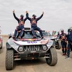 VIDEO+FOTO U Saudijskoj Arabiji sve je bilo drukčije, jedino je pobjednik isti! Stephan Peterhansel 14. put osvojio je Dakar (foto: Photo Frédéric Le Floc'h / DPPI)