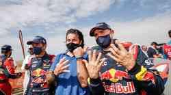 VIDEO+FOTO U Saudijskoj Arabiji sve je bilo drukčije, jedino je pobjednik isti! Stephan Peterhansel 14. put osvojio je Dakar