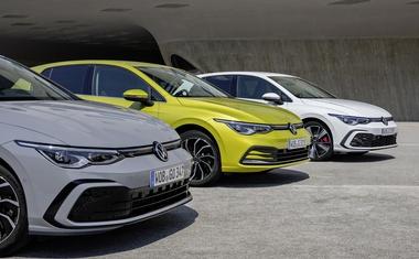 Snažan tržišni start za Volkswagen Golf VIII