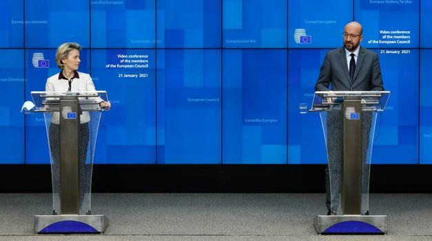 """EU uvodi """"tamno crvenu zonu"""" i nove restrikcije za sva nenužna putovanja"""