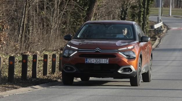 VOZILI SMO Citroën C4 PureTech 130 Shine