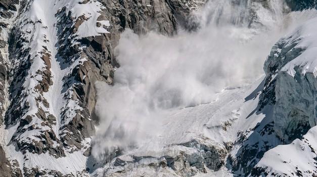 U američkoj saveznoj državi Utahu lavina usmrtila četiri osobe