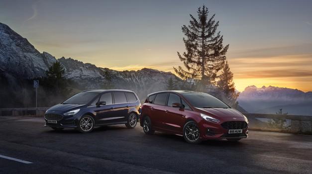 Premijera: Ford S-Max i Galaxy - monovolumenima protiv nametnutog svjetskog trenda - crossovera