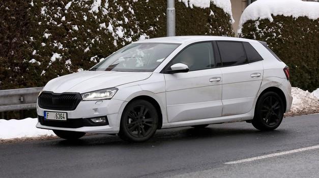 Ekskluzivno: Škoda Fabia sve bliže VW Golfu, a  udaljenija od brata Pola, ima 380 l gepeka, samo 1 l manje od Golfa