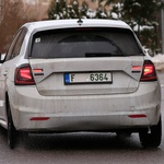 Ekskluzivno: Škoda Fabia sve bliže VW Golfu, a  udaljenija od brata Pola, ima 380 l gepeka, samo 1 l manje od Golfa (foto: Škoda Fabia)