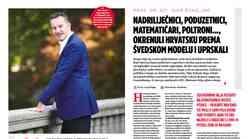 Nadriliječnici, poduzetnici, matematičari, poltroni..., okrenuli Hrvatsku prema švedskom modelu i uprskali