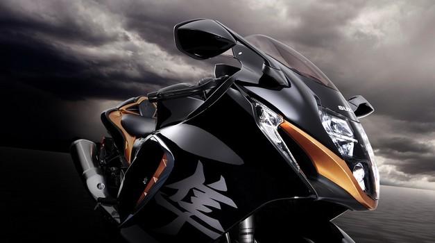 Redizajnirani Suzuki Hayabusa ima čak 550 novih dijelova