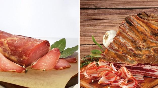 Dalmatinska panceta i pečenica dobile europsku oznaku zemljopisnog podrijetla