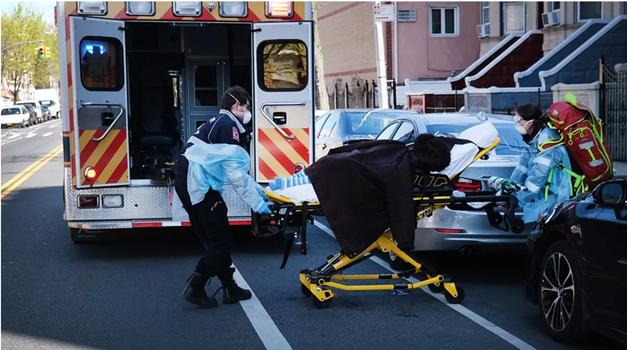 U SAD-u identificirano 52 tisuće novih slučajeva COVID-19