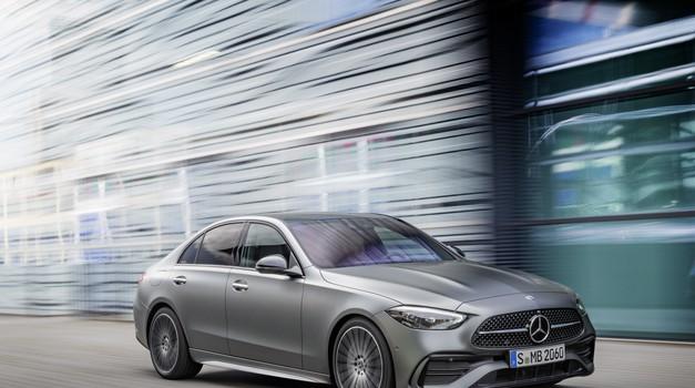 """Premijera: Mercedes-Benz C-klasa nije ništa drugo nego """"Genscher"""" u malom! Baby Benz i dalje jaše na valu limuzina, usprkos SUV trendova"""