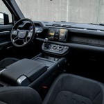 "Novi Defender V8 stiže s 525 konja ili Land Roverovo ""ruganje"" e-mobilnosti i pošasti elekroautomobila (foto: Land Rover)"