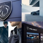 Sviđa li vam se novi Peugeot logo? Nova 308-ica bit će prvi Peugeot sa značkom lava koji riče iz sve snage. U 171 godini ovo je 11 logo Peugeota uvijek s lavom (foto: Peugeot)