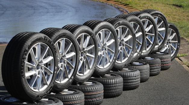 Veliki test ljetnih guma, Semperit kao Continetal, puno bolji, a i jeftiniji od Good Yeara, Pirellija, Nokiana...