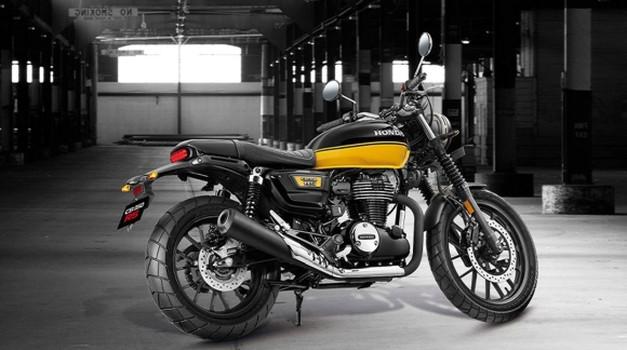 Honda CB 350 RS - napokon spremna za Europu, bit će pravi hit za one koji vole retro