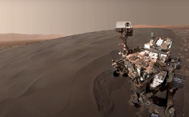 Pojavila se prva panorama Marsa - sastoji se od 142 fotografije!