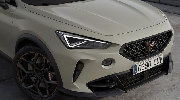 Cupra Formentor dobiva motor iz Audija RS3