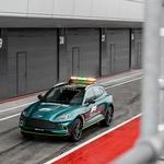 Ovo je  Aston Martin Vantage, koji će već krajem ožujka uz Mercedes-Benz AMG GT prevoditi bolide F1 u Velikom cirkusu (foto: Aston Martin)