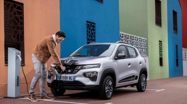 Ovo je daleko najjeftiniji električni auto! Dacia Spring po cijeni od 79.999 kn, 27,4 kW/h baterija, 300 km autonomija