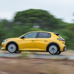 """FOTO x30 Lijep k'o grijeh, atraktivan """"a la"""" Mini, brz k'o Speedy Gonzales... TEST Peugeot 208 GT Line 1.2 Puretech 100 S&S. (foto: Start)"""