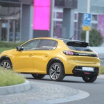 "FOTO x30 Lijep k'o grijeh, atraktivan ""a la"" Mini, brz k'o Speedy Gonzales... TEST Peugeot 208 GT Line 1.2 Puretech 100 S&S. (foto: Igor Stažić)"