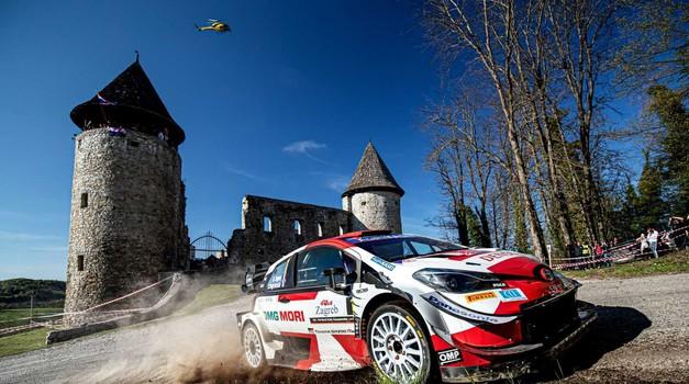 Zadnji je dan WRC Croatia - ne propustite, besplatno je, a vozi se po Zagorju do Kumrovca