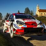 FOTO x25 Kakva samo promocija Hrvatske! Zanosne fotografije Lijepe naše s WRC Croatia 2021. obišle su Svijet. Spektakl iz Zagreba, Žumberka, Zagorja, Samoborskog gorja pratilo i milijardu fanova (foto: Red Bull)
