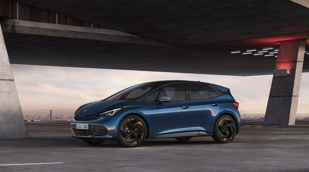 Ovo je Born, prvi električni model Cupre koji stiže iz predgrađa Barcelone El Born, s autonomijom i od 540 km i baterijom od 77 kW/h