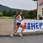 Atletski otpor pandemiji u Bistri izvukao na stazu trkače na 5000 metara i pokazao da život ide dalje (foto: Dragan Đukanović)