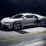 3,2 milijuna eura za dinosaurski  oktanski Bugatti Chiron SS, ili 2 milijuna za modernu električnu Rimčevu Neveru? Sukob titana koji bi mogao završiti u korist čudotvorca iz Svete Nedelje (foto: Bugatti)