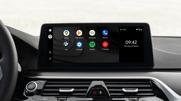 """""""Google Auto"""" će ovo ljeto 'osvojiti' vaš pametni telefon, zaslon u autu poput zaslona na telefonu"""