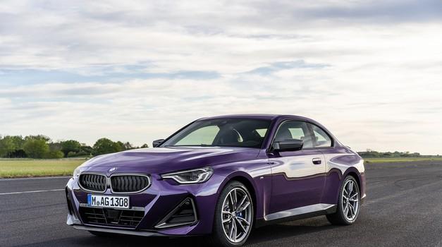 Premijera: BMW Serije 2 Coupé - Sve što ima I Serija 4