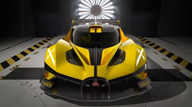 Premijera: Bugatti Bolide – 4 milijuna eura stoji 1578 oktanskih konja, ili dva puta više od Rimčeve Nevere